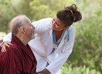 Destressing for caregivers