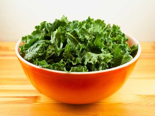 It's Time to Bond with Kale