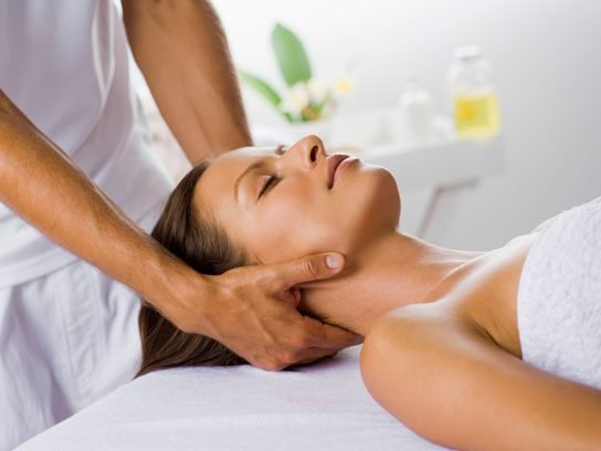 Massage can help cut down on migraines.