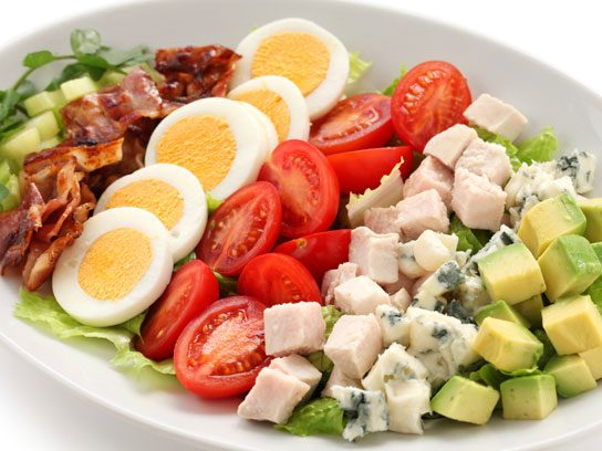 Cobb Salad: Celebrity Restaurateur