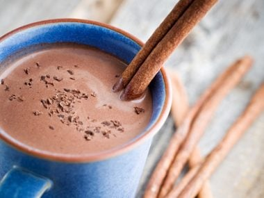Easy Almond Hot Chocolate