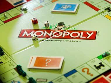 Monopoly helped POWs escape.