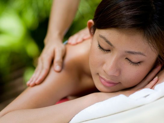 Massage can help beat PMS.