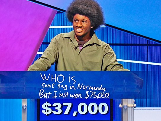 Jeopardy! Genius