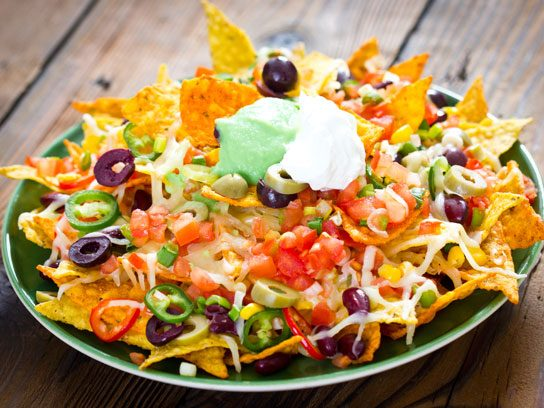 Nachos: Ravenous Army Wives