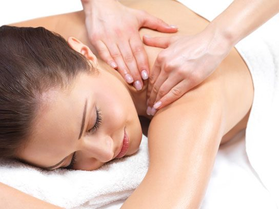 Massage benefits chronic pain relief.