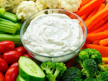Spicy Sour Cream Dip