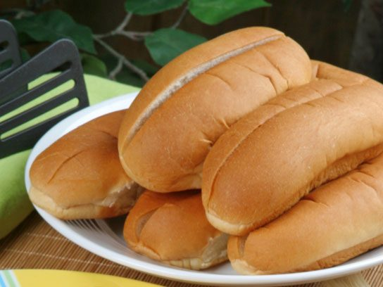 Hot Dog Buns: From New York (or St. Louis?)