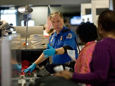 Creating the TSA was largely a political decision.