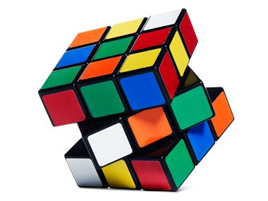 It took Rubik a month to solve his cube.