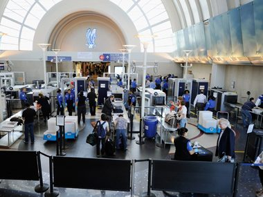 The TSA operates with your consent, expressed or implied.