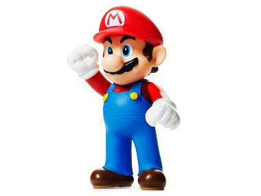 Nintendo made Mario by accident.