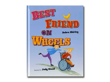 Best Friend on Wheels by Debra Shirley