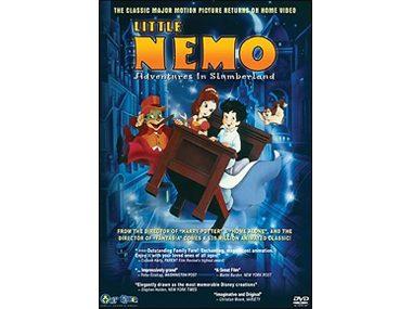 Little Nemo: Adventures in Slumberland (G)