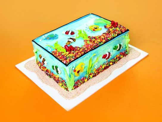 Creative Birthday Cake Decorating Ideas From Extreme