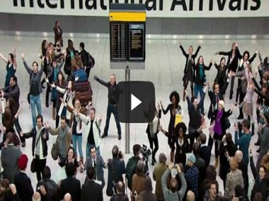 5 Flash Mob Videos That Will Brighten Your Day
