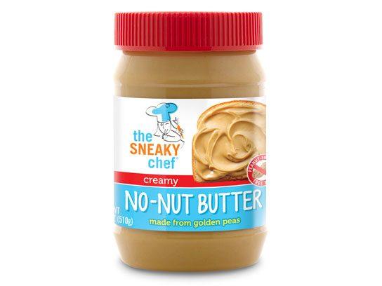 Fake Peanut Butter: No-Nut Butter