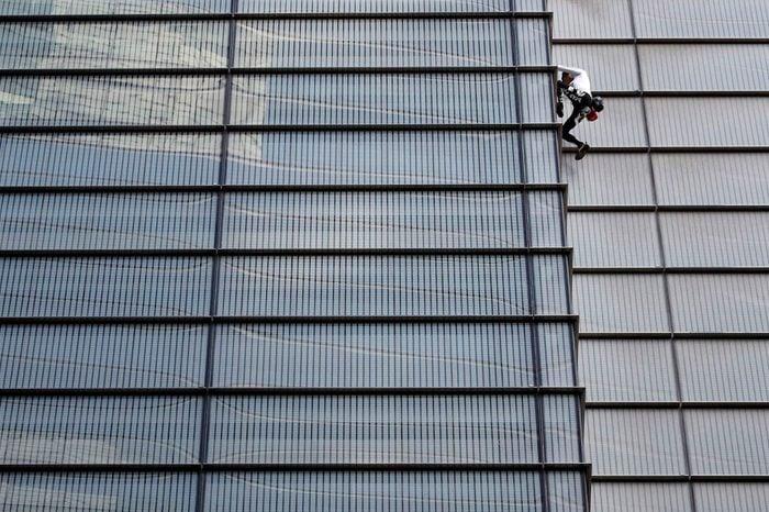 Spiderman, London, United Kingdom