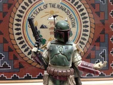 Star Wars Navajo