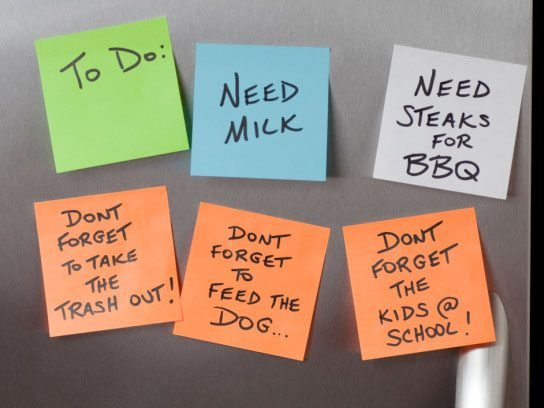 Make someone else manage your to-do list.