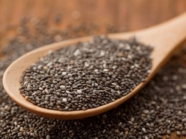 Sprinkle on chia seeds