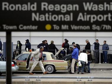 Ronal Reagen National Airport
