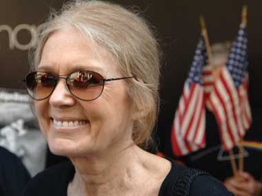 Gloria Steinem Tells: How to Change the World in 5 Steps