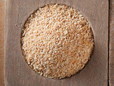 Patch Up a Scrape: Garlic Powder