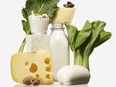eat more cheese and milk for calcium