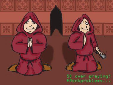 hilarious-jokes-monk-cartoon