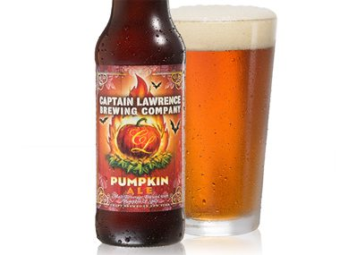 Captain Lawrence Pumpkin Ale