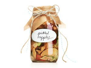 This Pickled Apples Recipe Will Electrify Your Taste Buds