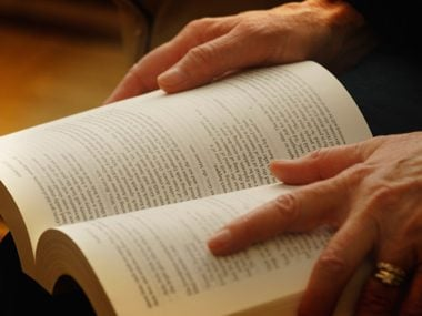 Reading gives muscle to your memory.
