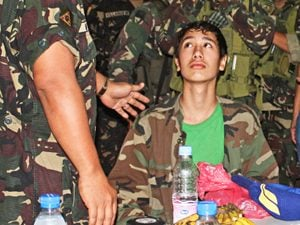 Kidnapped by Terrorists: One Boy's Story of Escape