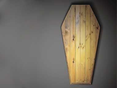 The Legend of the Vampire Coffin