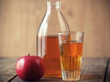 Health Risk: Apple cider or juice might cause bacterial infections.