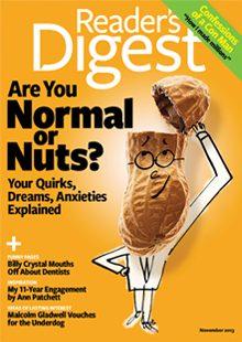 Reader's Digest Extras from November 2013 | Reader's Digest