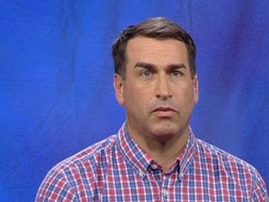 We Ask Rob Riggle What Smells Worse: Football Players or Marines
