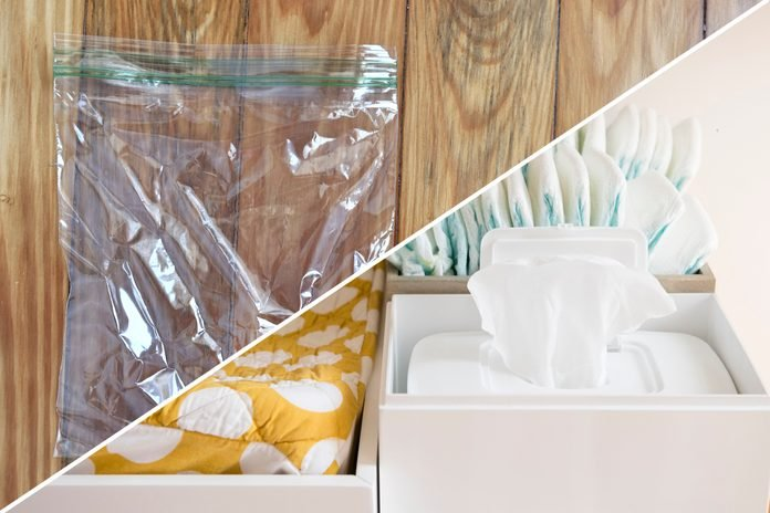 baby wipes plastic bags uses reusable