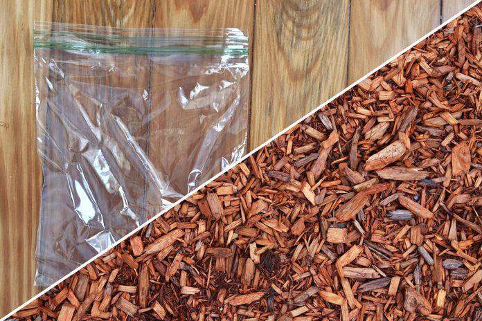plastic bag uses life hacks reusable recycle