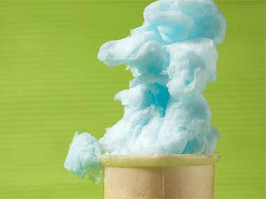 Cotton Candy: Restores Blood Vessels