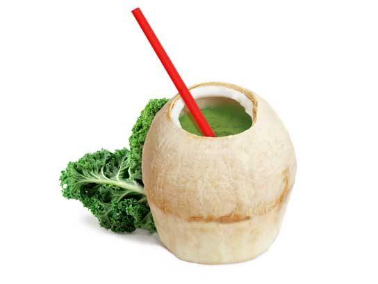 Kale Colada