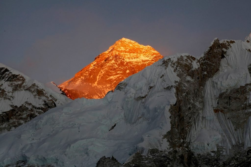 Nepal Everest Death