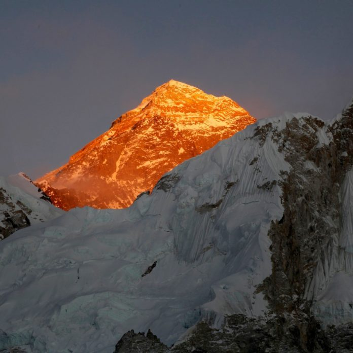 Here's How Climbers Are Ruining Mount Everest