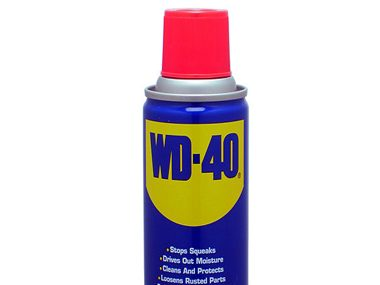 wd 40 - How To Remove Stains From Walls