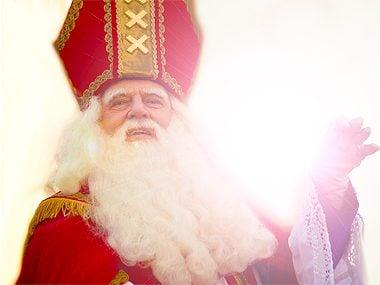 Originally, Santa Was Sinterklaas
