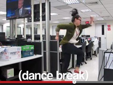 Put An Interpretive Dance on YouTube: Marina Shifrin and Next Media Animation