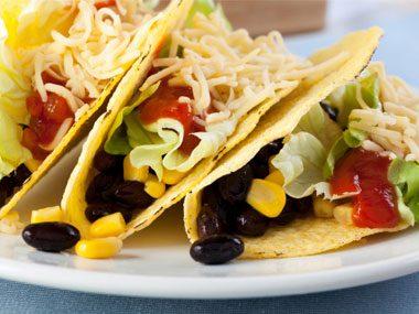 Healthy Food: Tacos