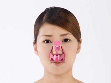 Nose Straighteners