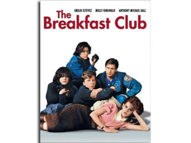 The Breakfast Club's working title was...